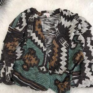 Thermal sweater